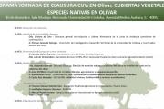 Jornada de clausura del proyecto CUVrEN-Olivar - 10 de diciembre de 2019