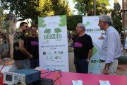 Investigadores del  del GO CUVrEN Olivar llevan la ciencia a la calle en la gran Noche de los investigadores